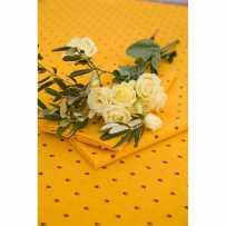 Fabric napkins, Calissons print