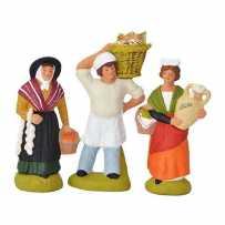 Little saints creche x3
