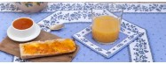 See great quality dinner placemats in original shapes made in Provence